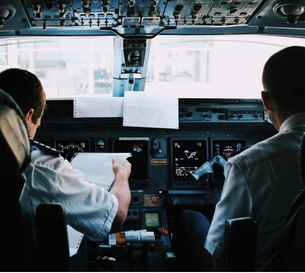 Обучение авиационного персонала