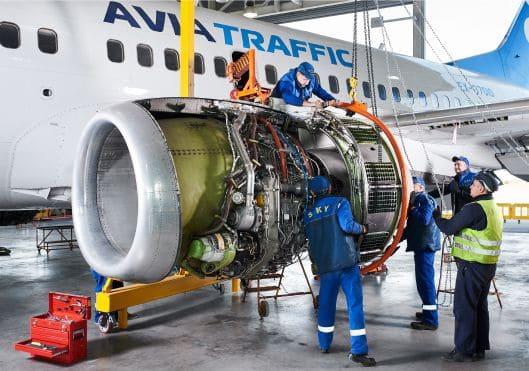 Авиационные компоненты